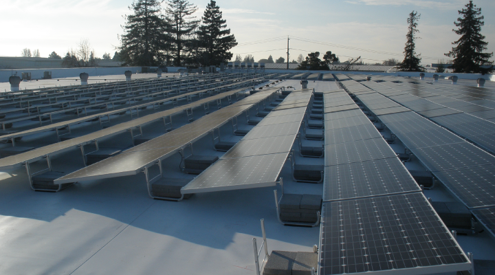 California Commercial Solar Installations